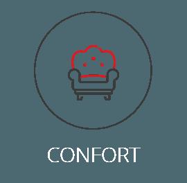 Voitures tout confort