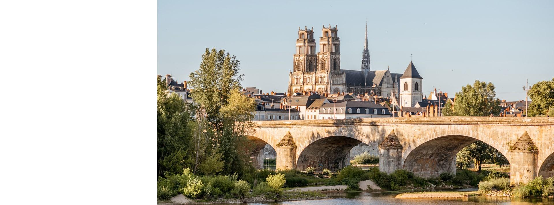 Visite d'Orléans et sa région